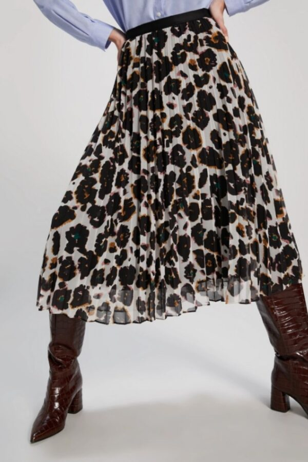 Snooty Frox Penny Black Skirt