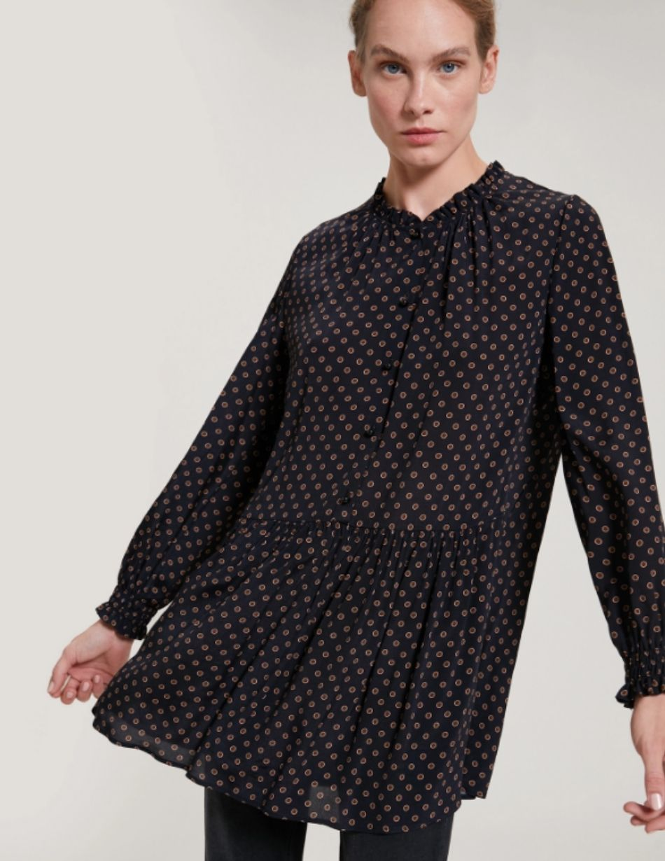 Snooty Frox Penny Black Tunic