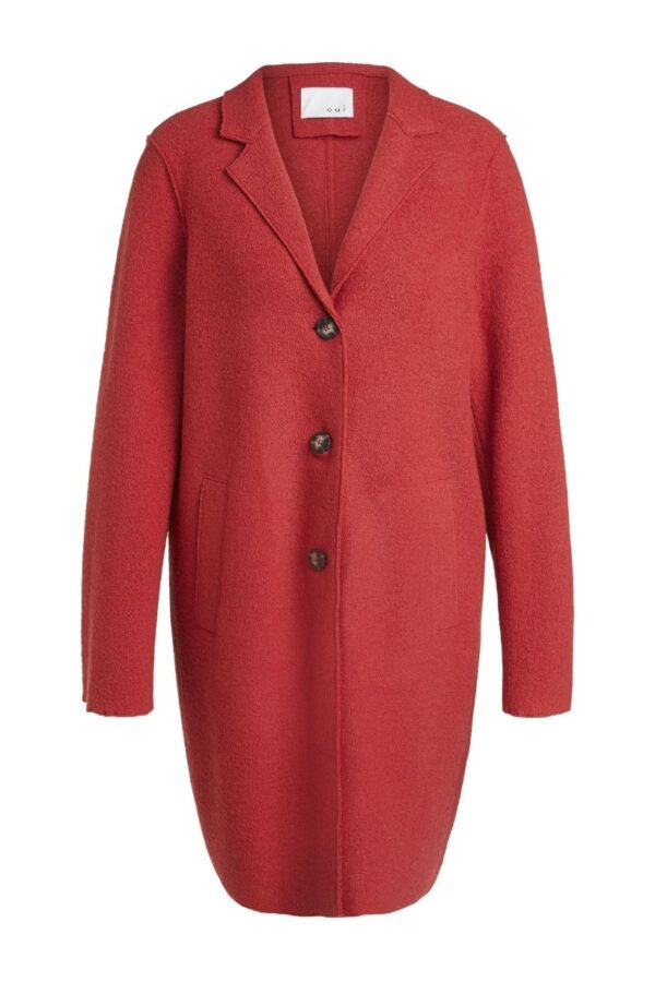 Snooty Frox Oui Red Coat
