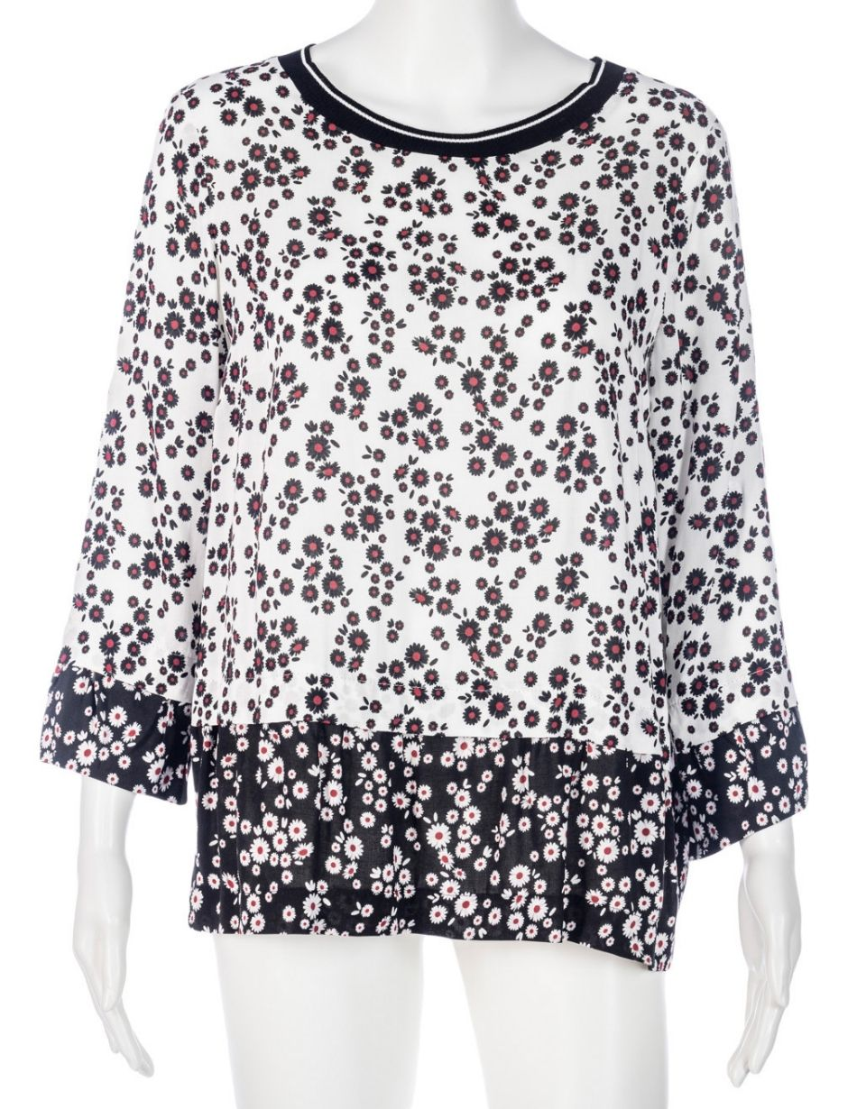 Riani Floral Blouse - Snooty Frox