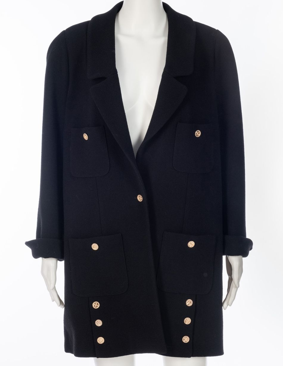 Edward Achour Jacket - Snooty Frox