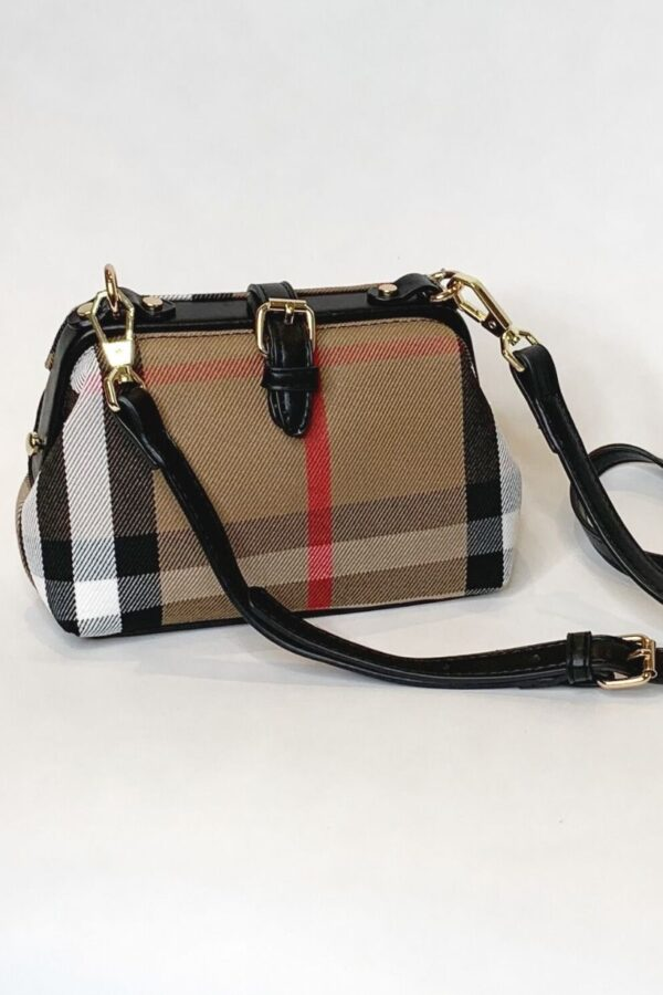 Stripe Handbag - Snooty Frox