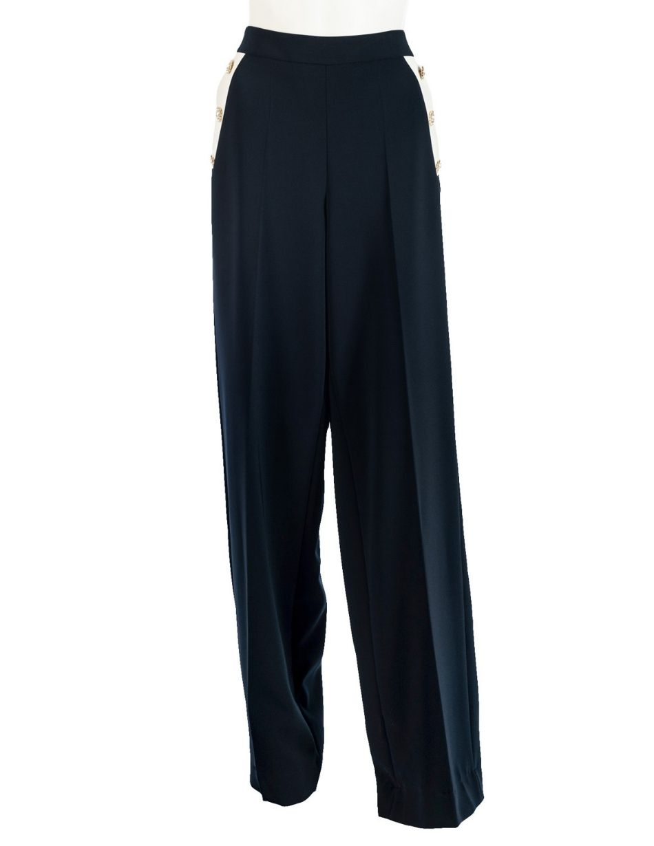 Edward Achour Trousers - Snooty Frox