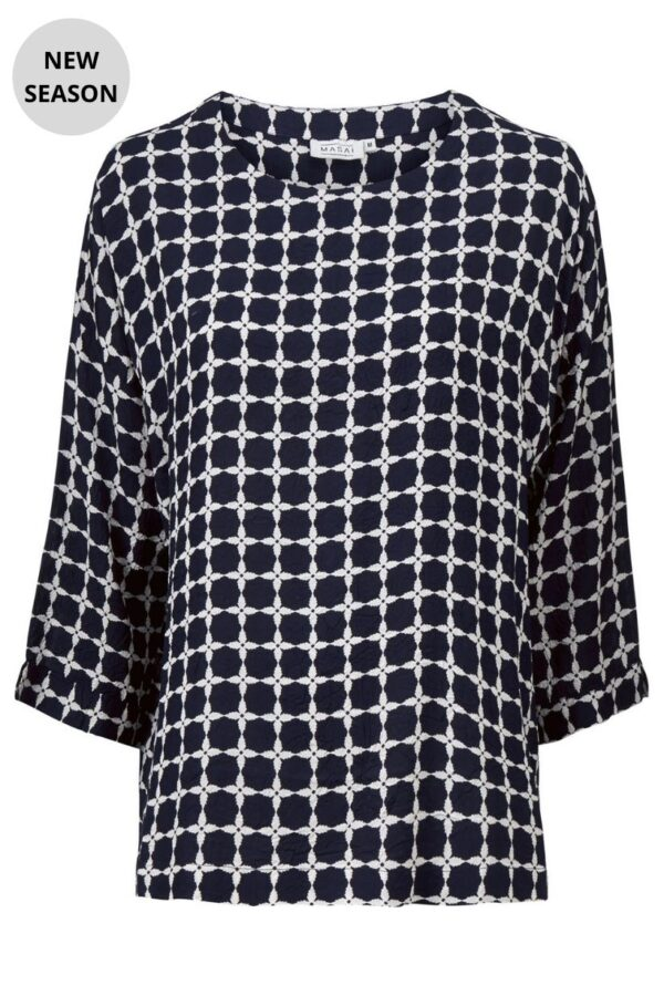 Masai Becca Top - Snooty Frox
