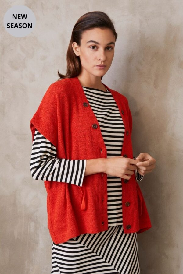 Masai Red Jacket - Snooty Frox