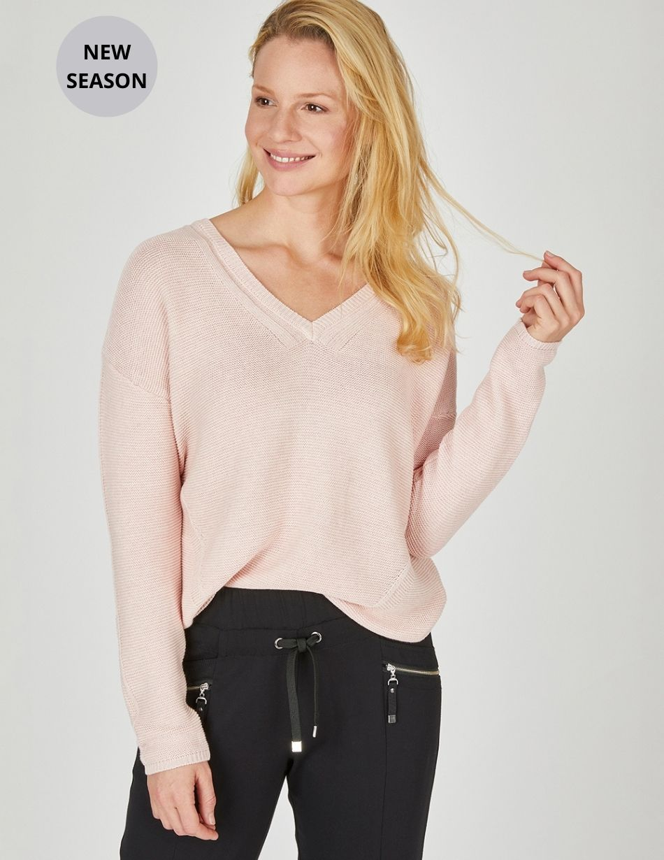 Eve In Paradise Camilla Sweater - Snooty Frox