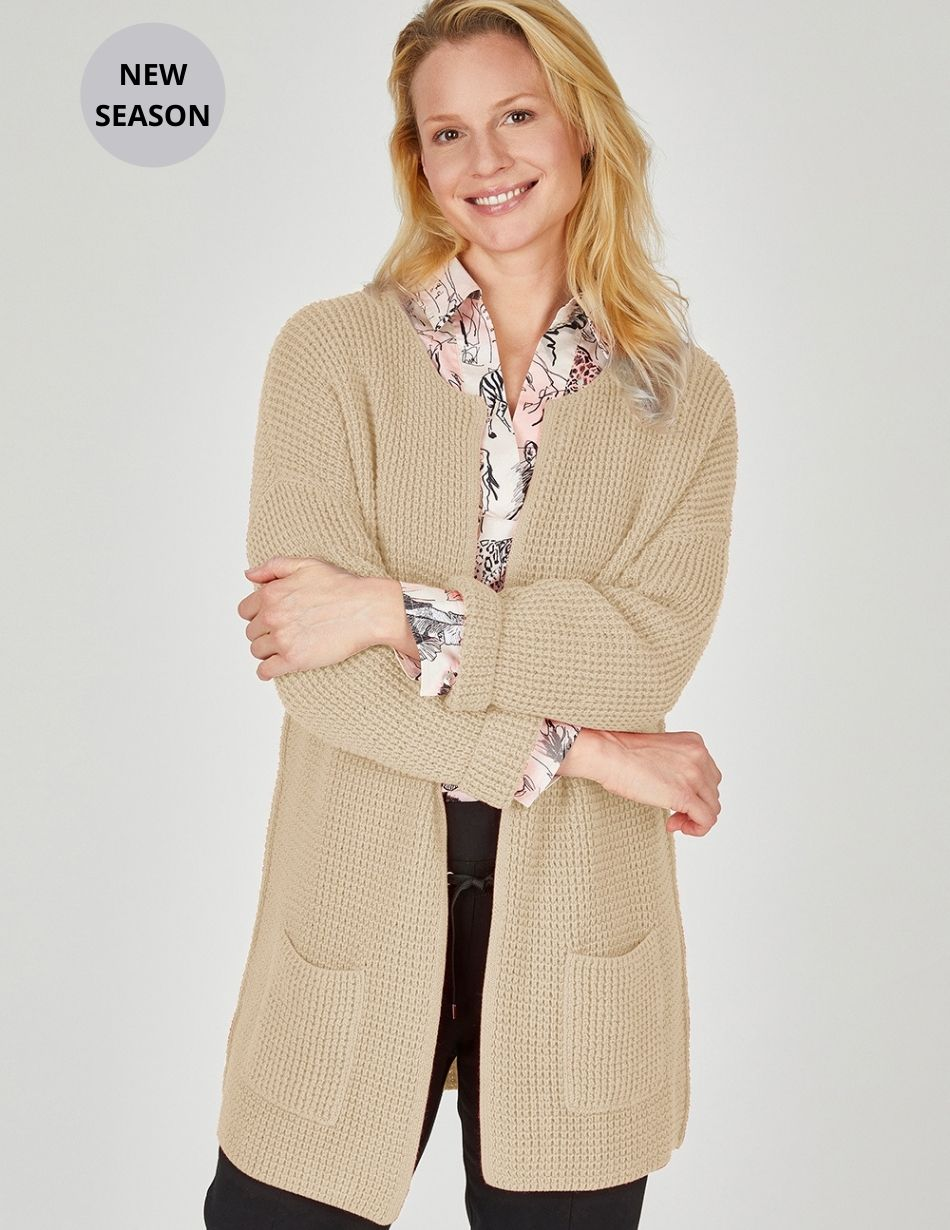 Eve In Paradise Faith Cardigan - Snooty Frox