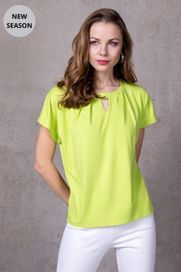 Passioni Bright Lemon Top - Snooty Frox