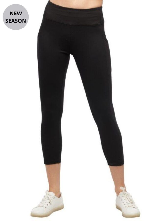Black Legging - Snooty Frox