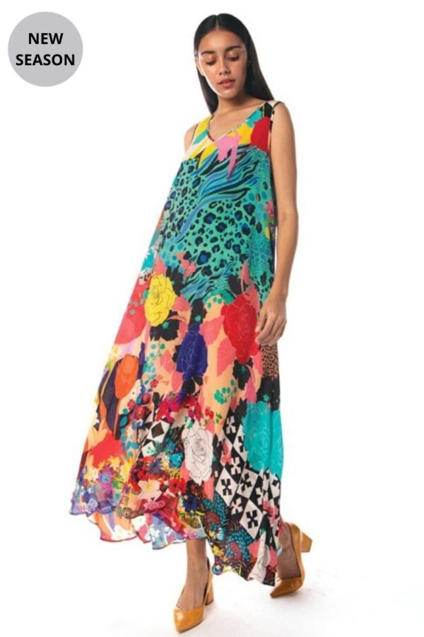 Inoa Monrovian Maxi Dress - Snooty Frox