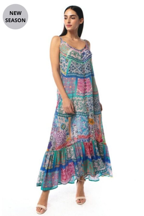 Inoa Martinique Maxi Dress