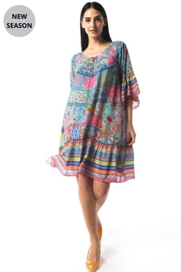 Inoa Martinique Gypsy Dress - Snooty Frox