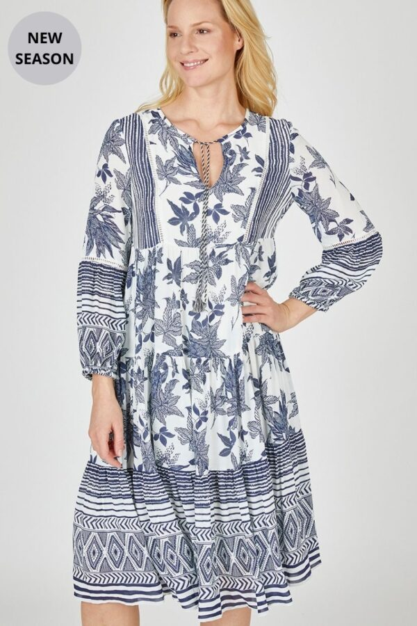 Eve In Paradise Nora Dress - Snooty Frox