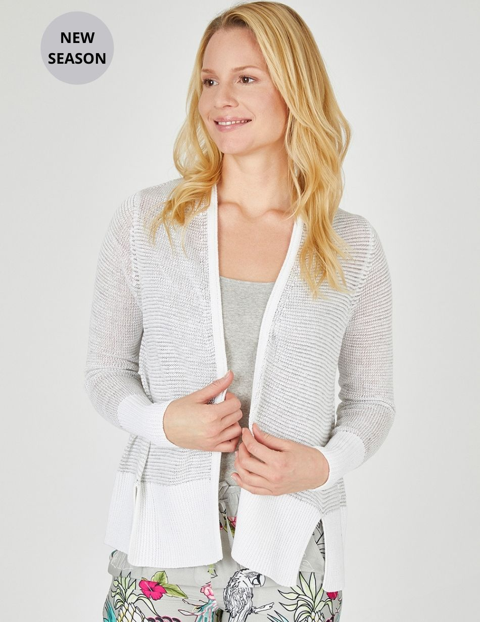 Eve In Paradise Henrike Cardigan - Snooty Frox