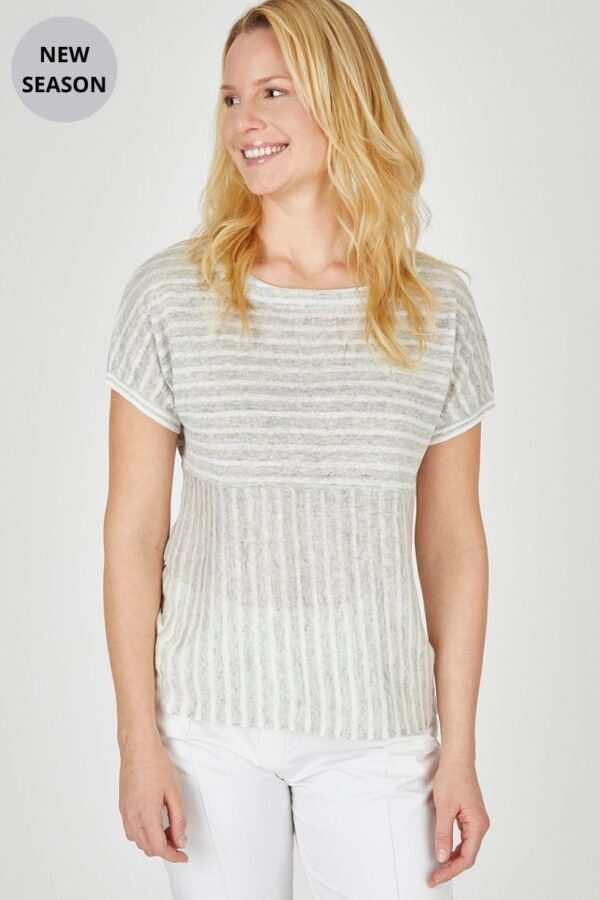 Eve In Paradise Holly Top - Snooty Frox