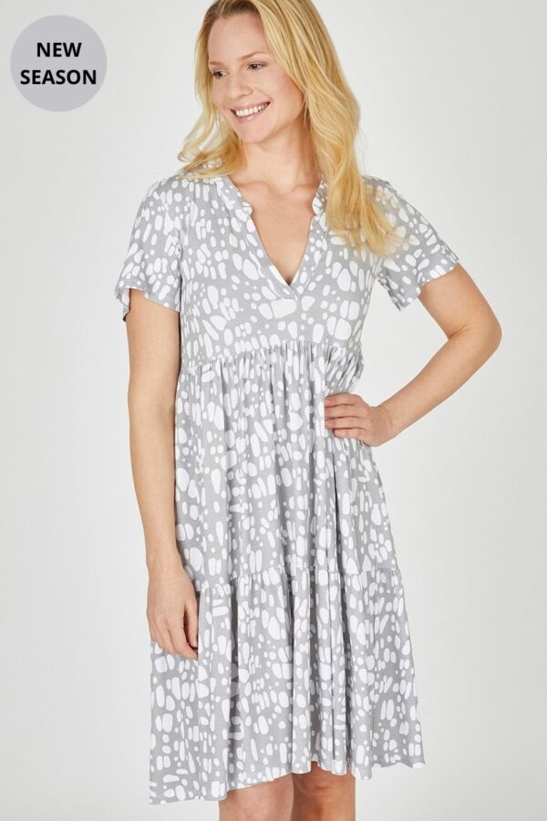 Eve In Paradise Lisa Dress - Snooty Frox