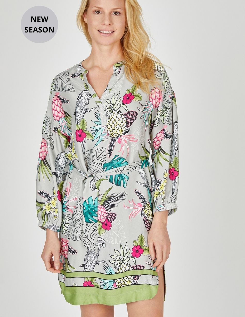 Eve In Paradise Nicoletta Dress - Snooty Frox