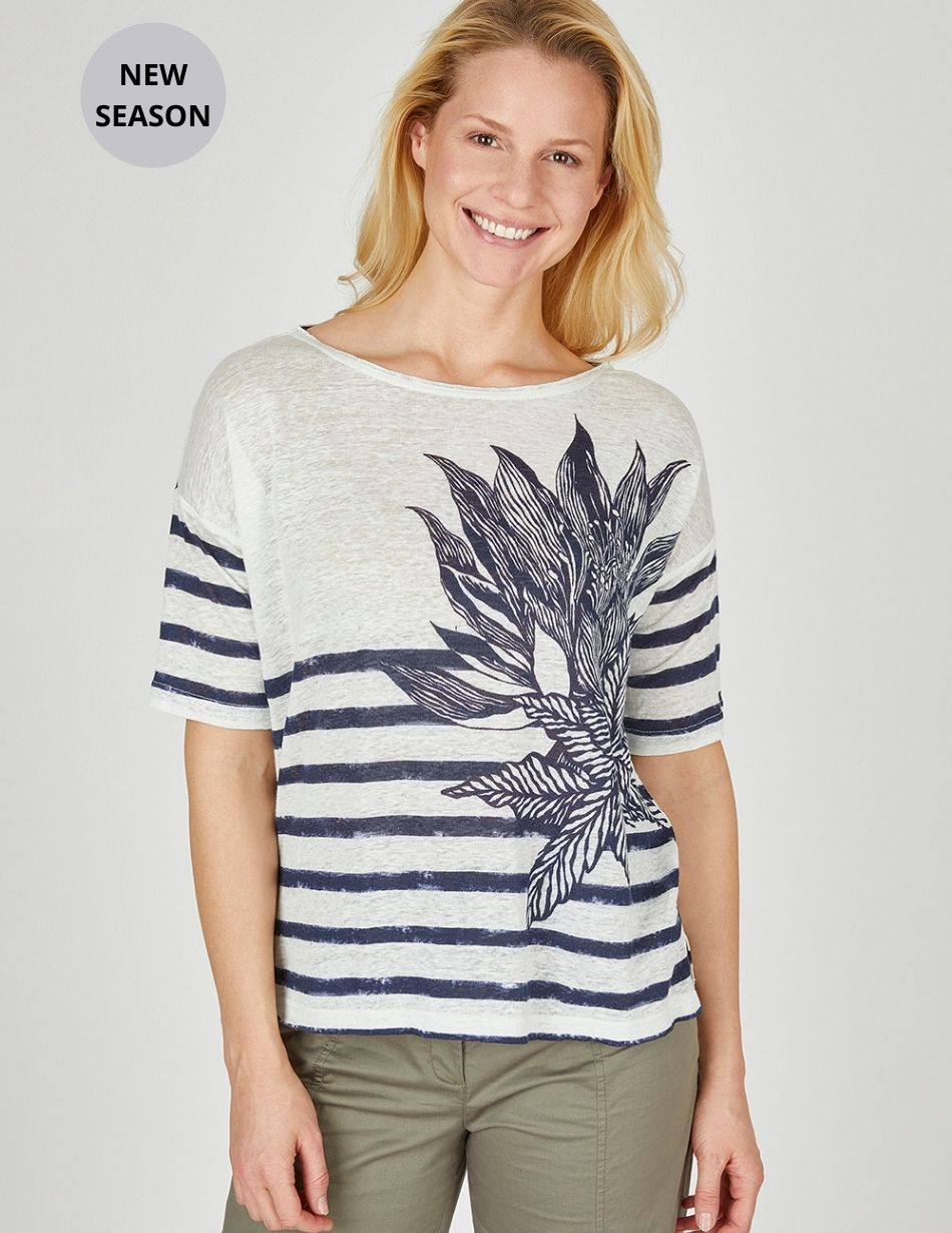 Eve In Paradise Inga Top - Snooty Frox