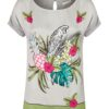 Eve In Paradise Neila Print Top - Snooty Frox