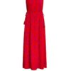 Oui Red Maxi Dress - Snooty Frox