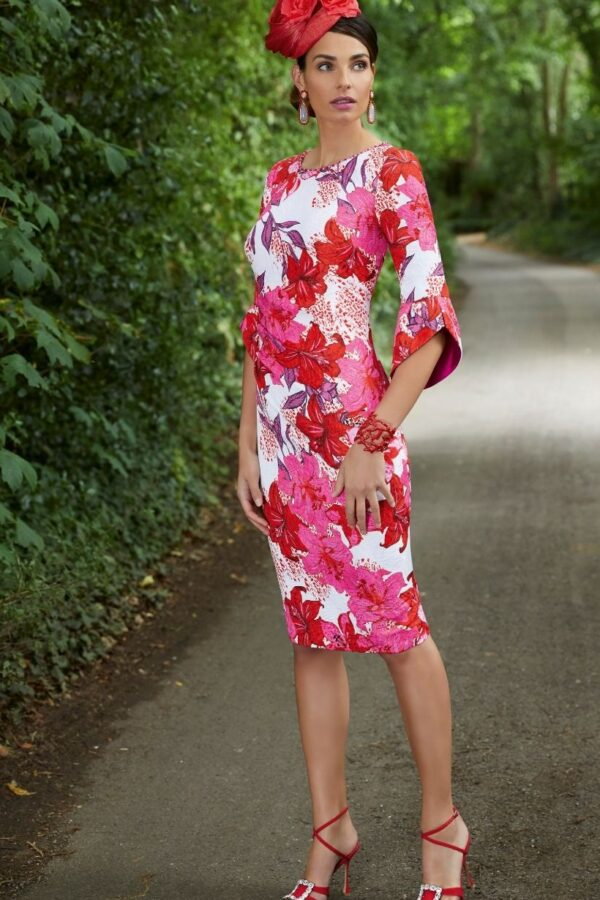Veni Infantino Bright Floral Dress - Snooty Frox